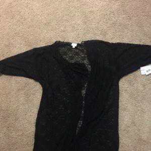 Brand New with tags Black LulaRoe Shirley